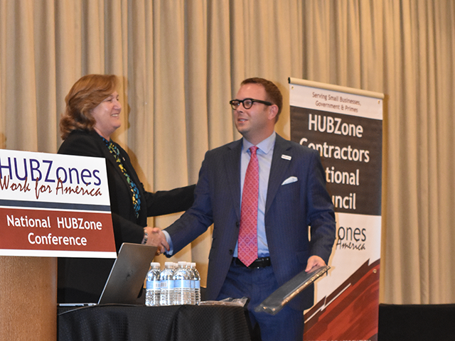 HUBZone National Conference 2017 Awards Ceremony